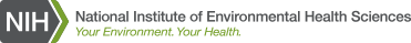 National Institute of Environmental Health Sciences logo